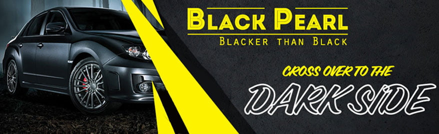 Black Pearl Tinting